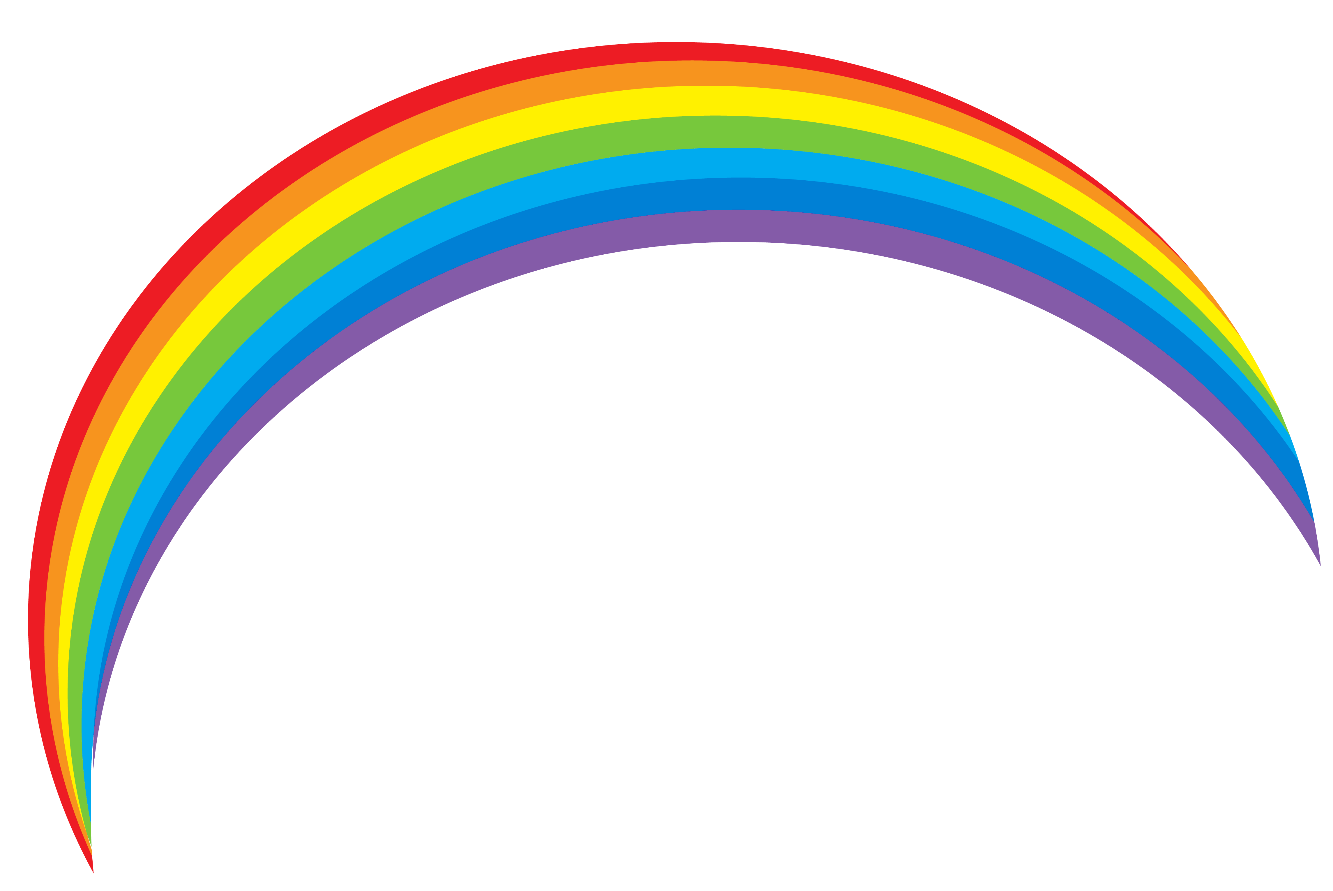 rainbow clipart transparent clip rainbows cliparts background clipartix clipartcow hd cartoon library views vector attribution forget link don clipartbarn clipartmag