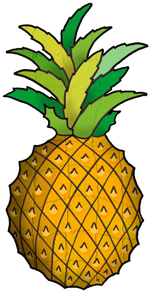 Clipart Pineapple - Cliparts.co