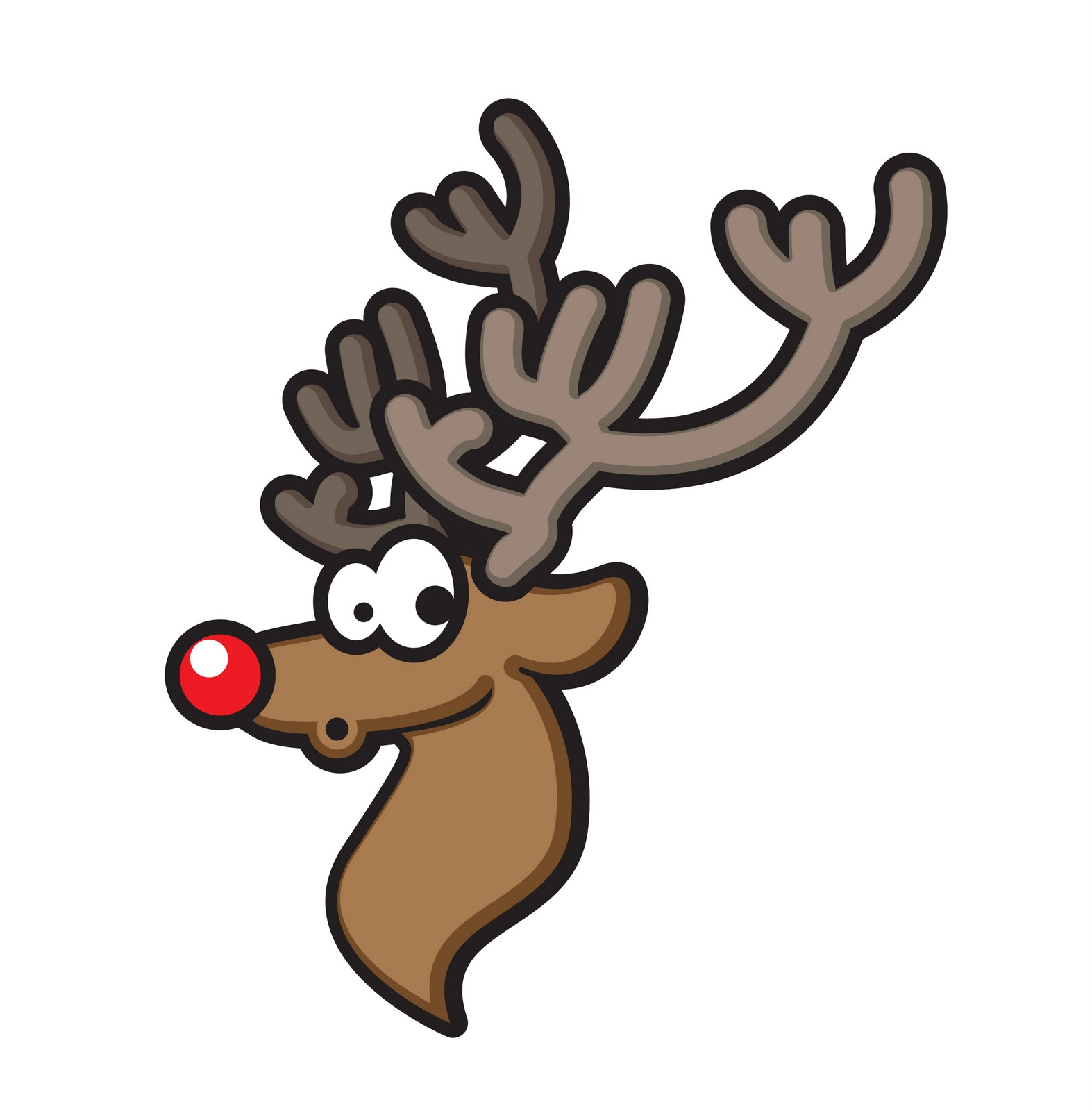 flying reindeer cartoon wwwimgkidcom the image kid