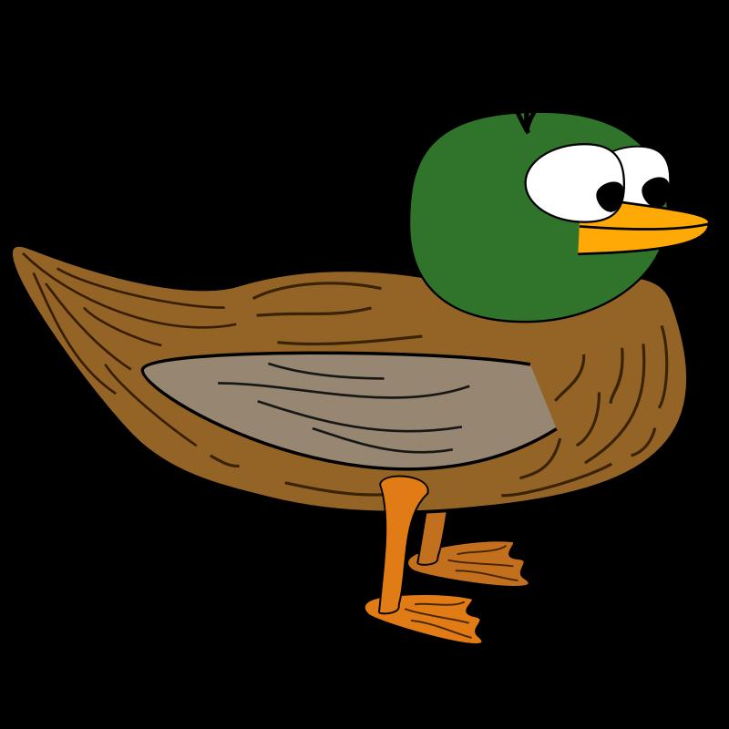 Mallard Duck Clip Art ...