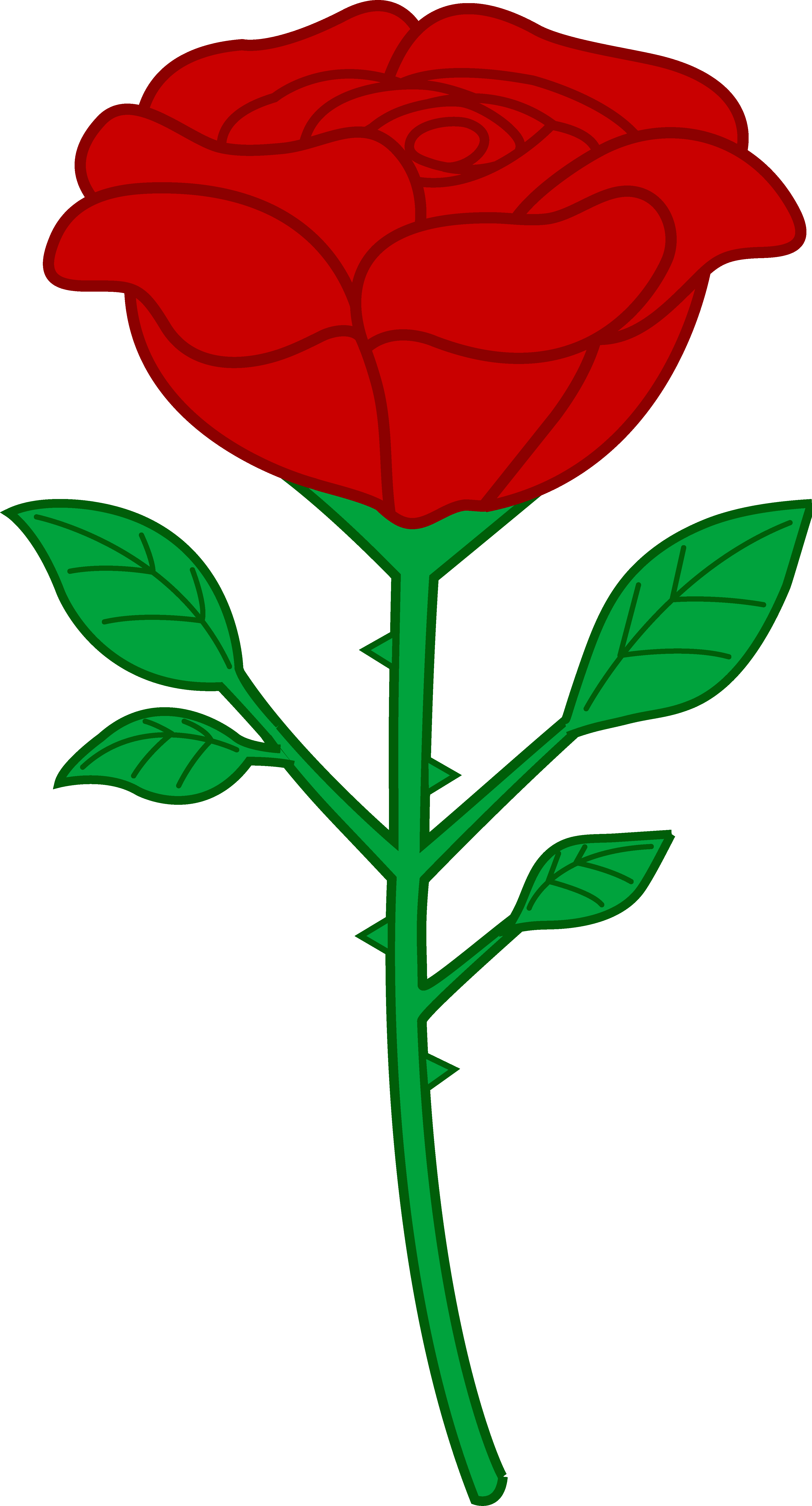 cartoon roses clipart rh worldartsme com clip art roses free printable clip art roses and hearts