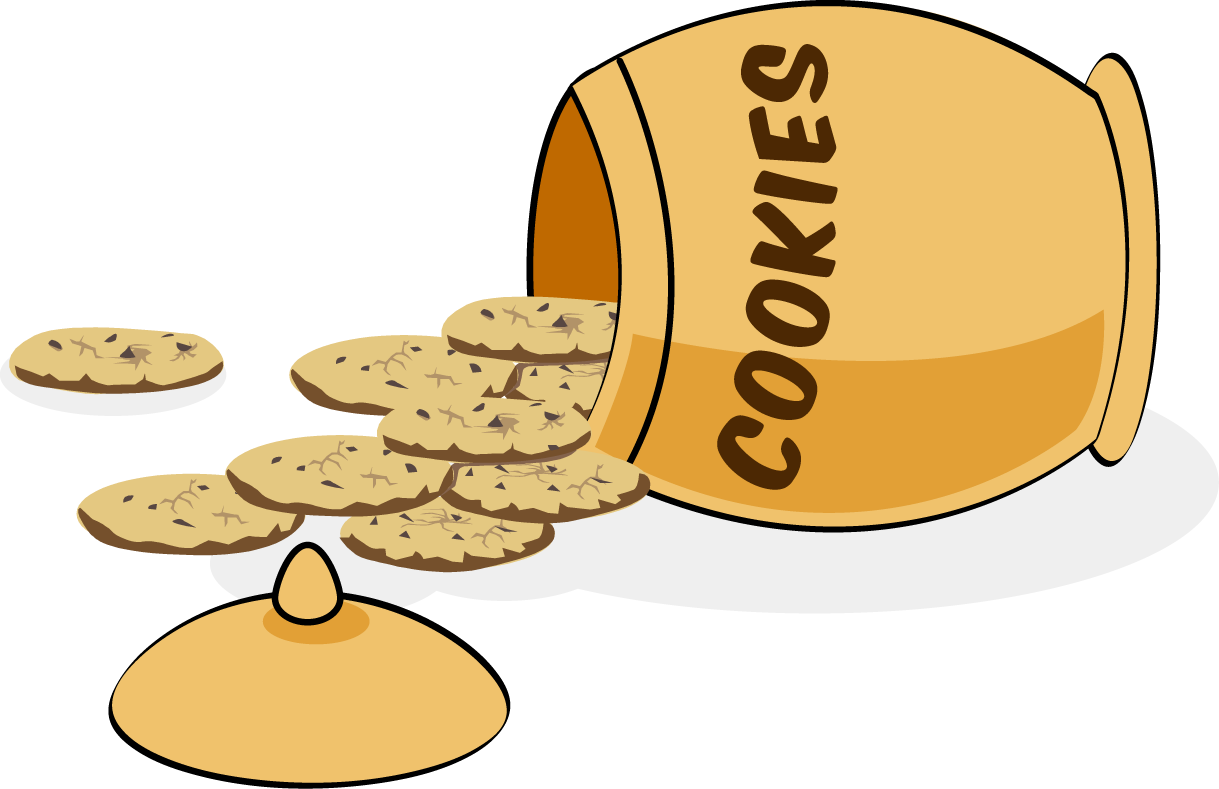 Plate Of Cookies Clipart - Cliparts.co