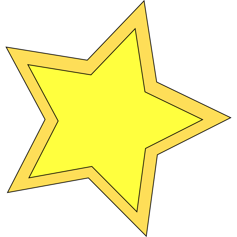 Star Shape Clip Art - Cliparts.co