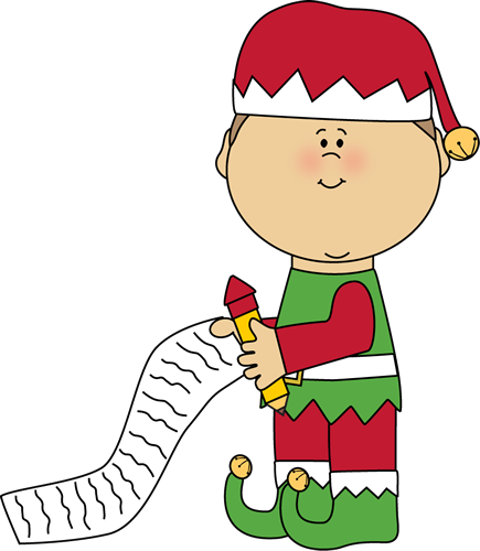 Christmas Elf Clipart | quotes.