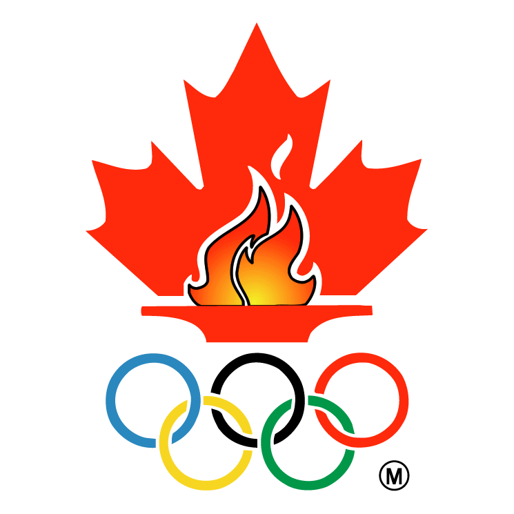 Canadian olympic team 0 Free Vector / 4Vector