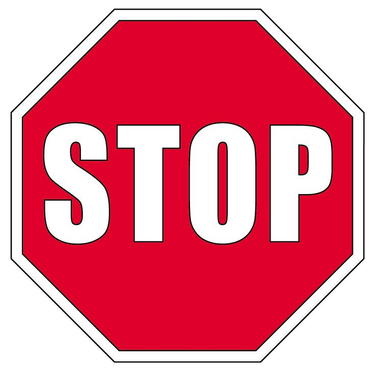 stop sign - Google Search | Symbols | Pinterest