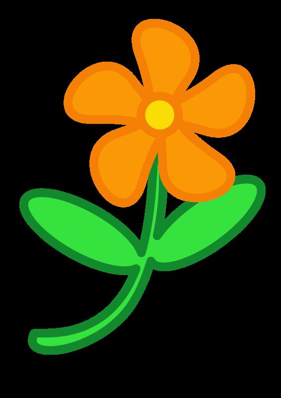 free easter flower clip art - photo #11