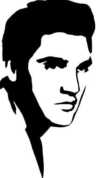 elvis clipart graphics free - photo #14