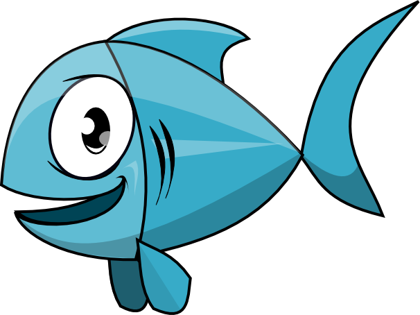 fish pictures cartoon