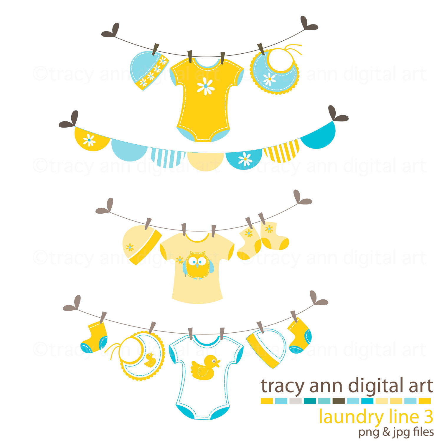 Printable Baby Clothes