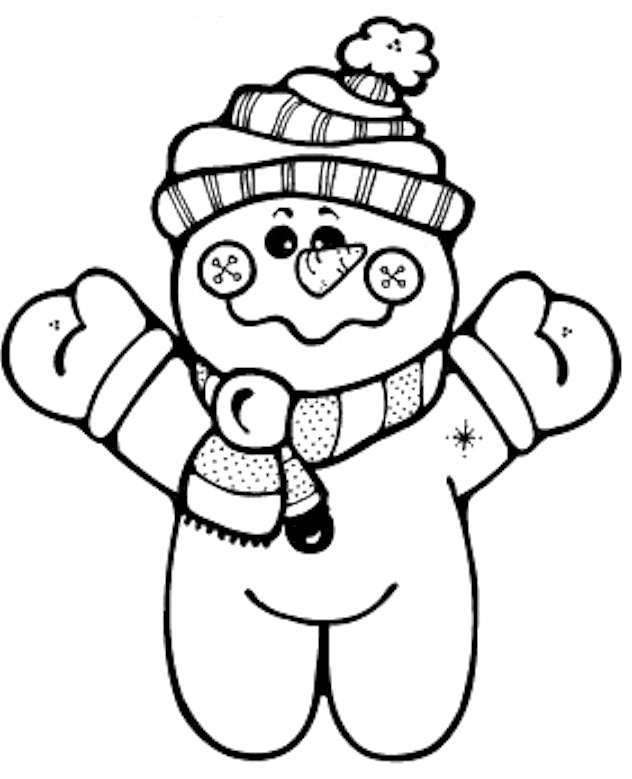 Christmas Pictures Snowman