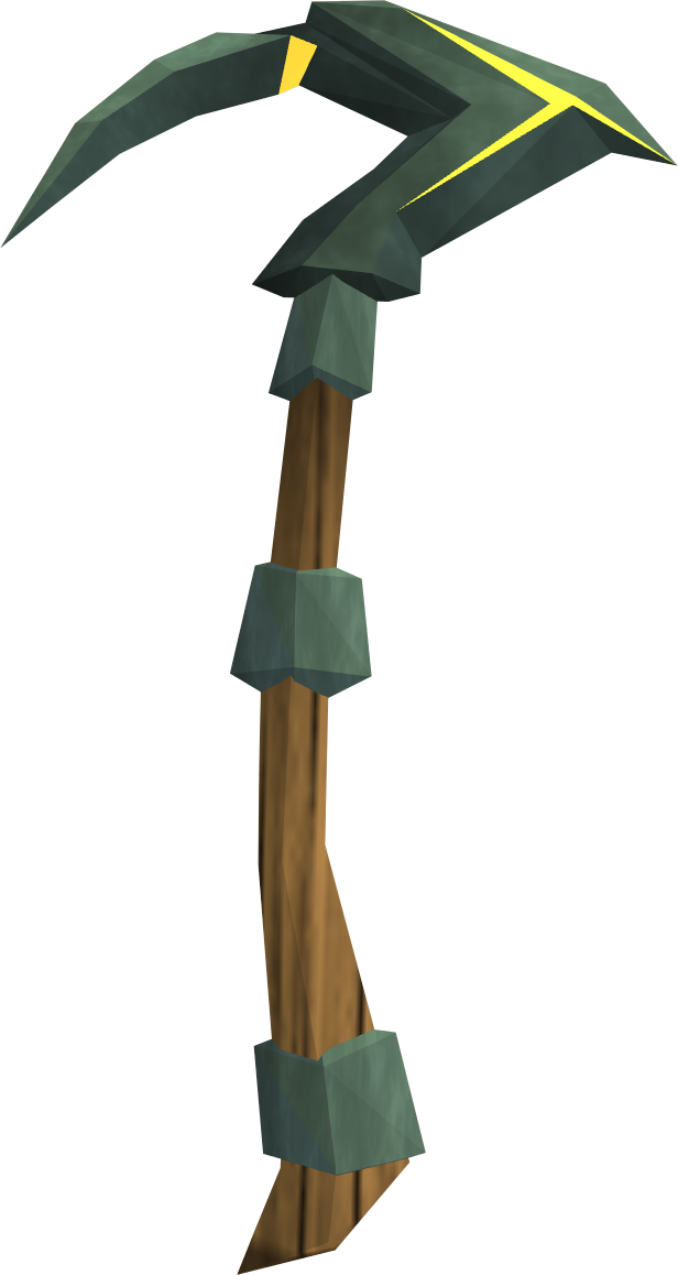 runescape how to get pickaxe
