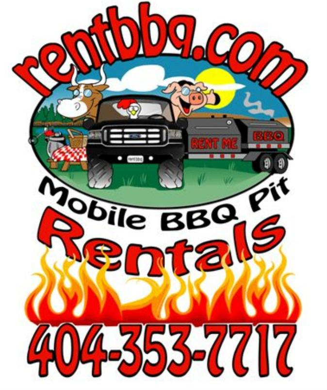 Smoker Grill Mobile Bbq Pit Rental Marietta Atlanta Ga