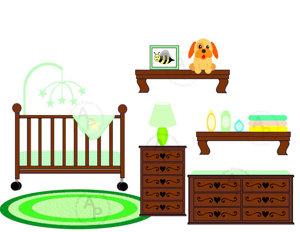 Nursery Clip Art - Cliparts.co