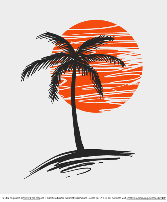 Palm Vector Cliparts Co