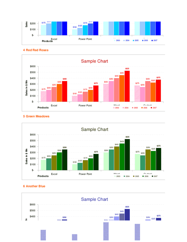 73 Free Designed Quality Excel Chart Templates - Hashdoc