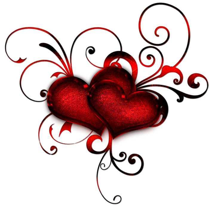 Image result for red hearts transparent