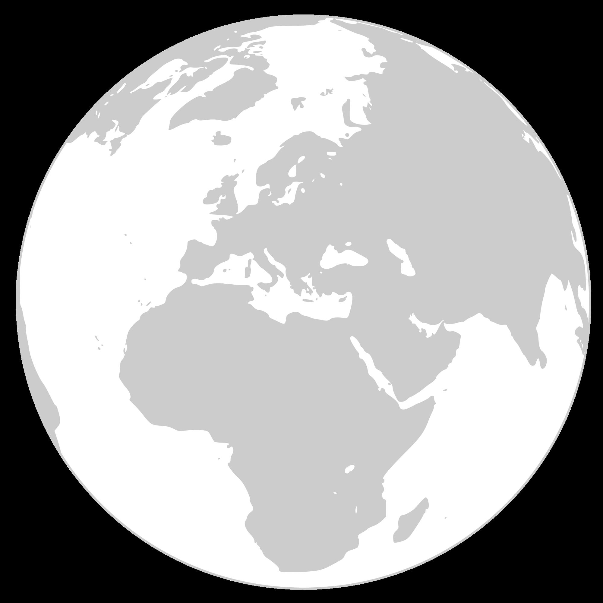 Globe - Cliparts.co