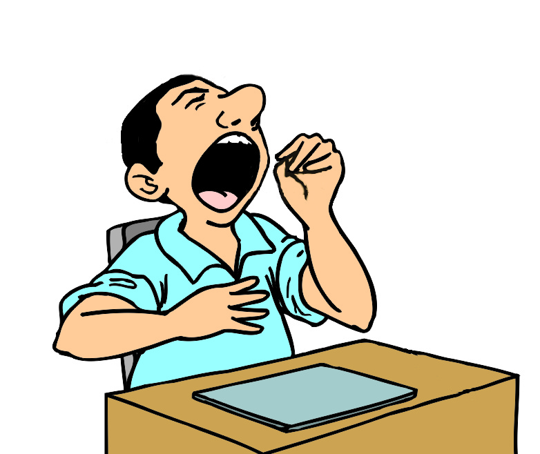 Yawning Clipart - Cliparts.co