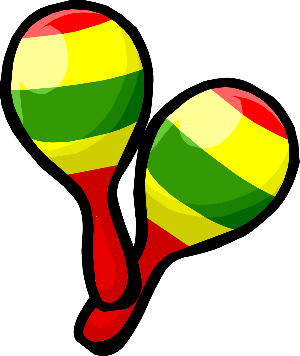 Maracas Clip Art - Cliparts.co