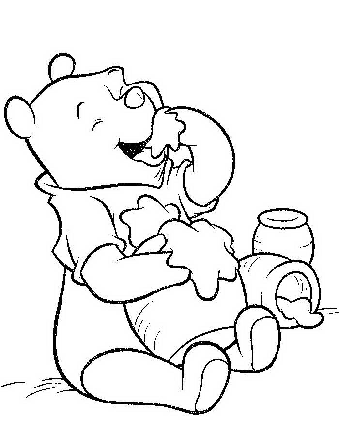 mrs honey coloring pages - photo#11
