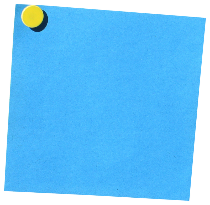 post it note png clipartsco