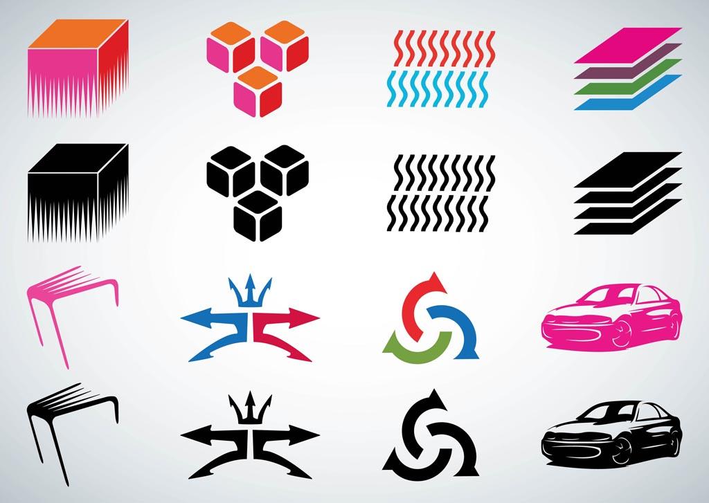 Copyright free logos for Design logo gratis
