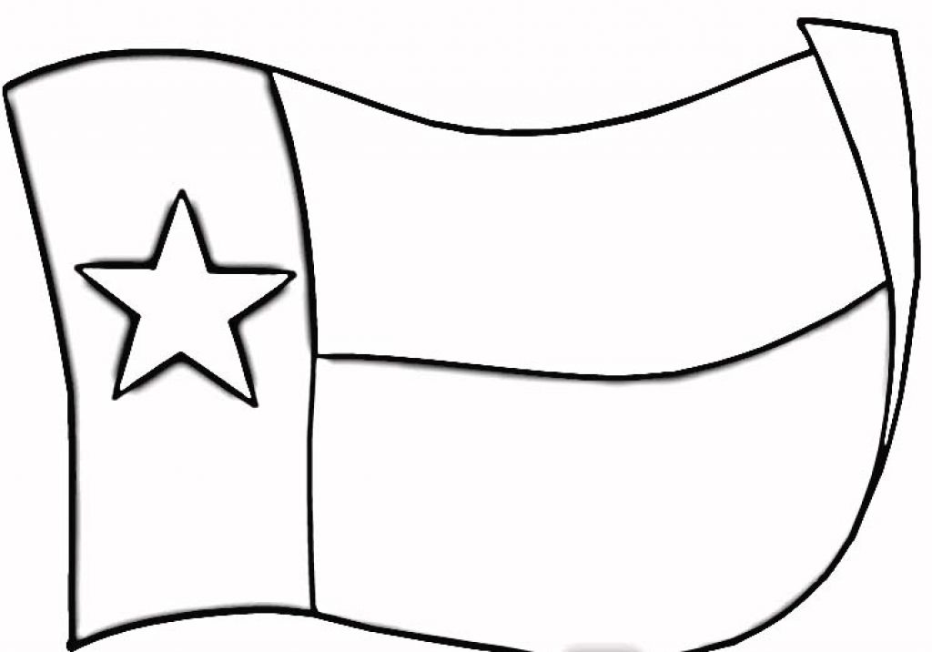Texas State Coloring Page - ClipArt Best