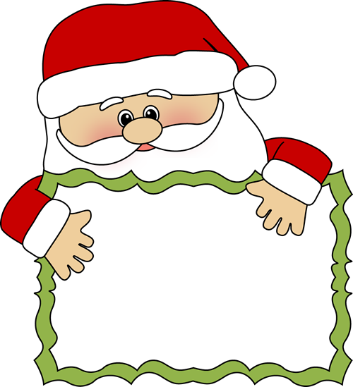 free clip art father christmas - photo #12