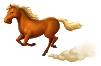 Race Horse Clip Art - Cliparts.co