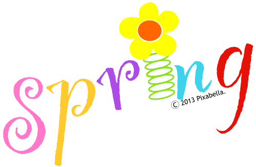 spring free clipart graphics - photo #37