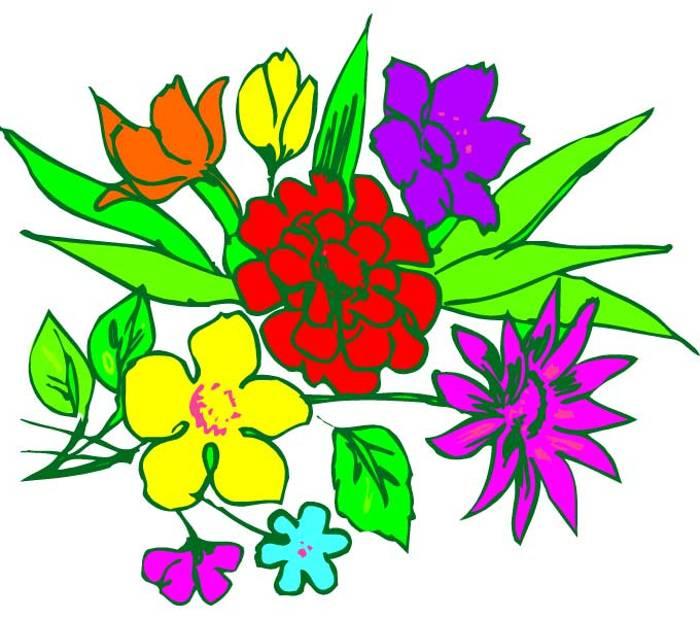 Flower Clip Art Pictures - Cliparts.co