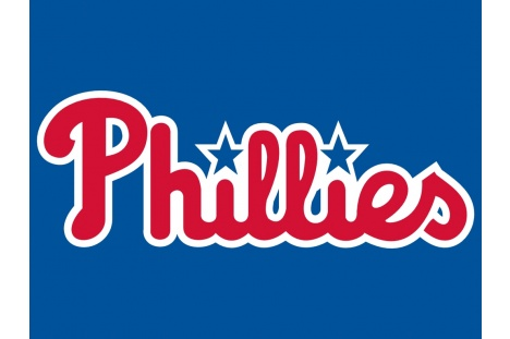 Philadelphia Phillies logo Wallpaper