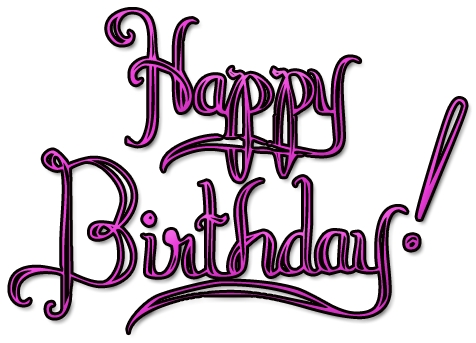 Free Clipart Happy Birthday - Cliparts.co