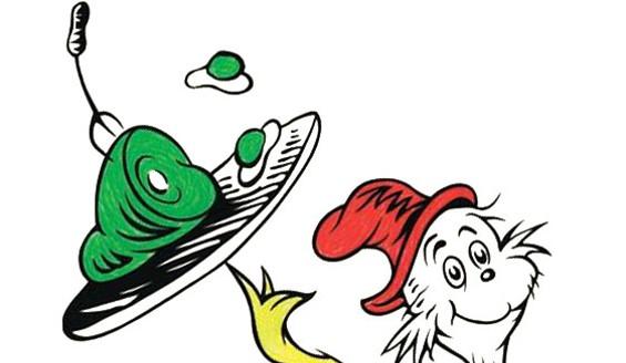 Dr Seuss Clip Art Green Eggs And Ham | Clipart Panda - Free ...
