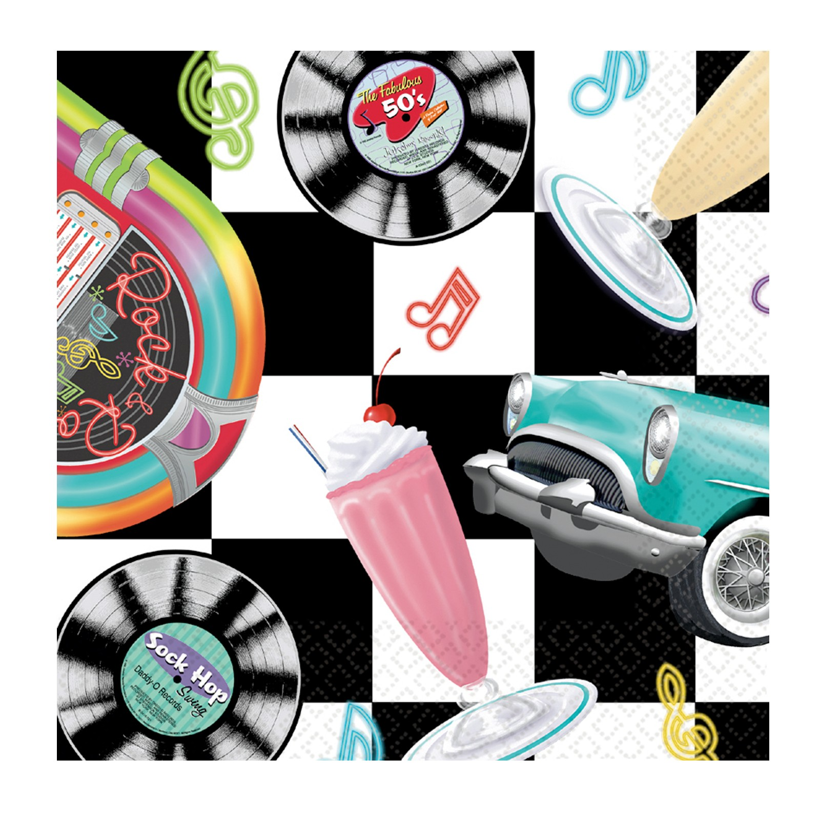 sock hop images cliparts co sock hop clip art 1200x300 50s Clip Art