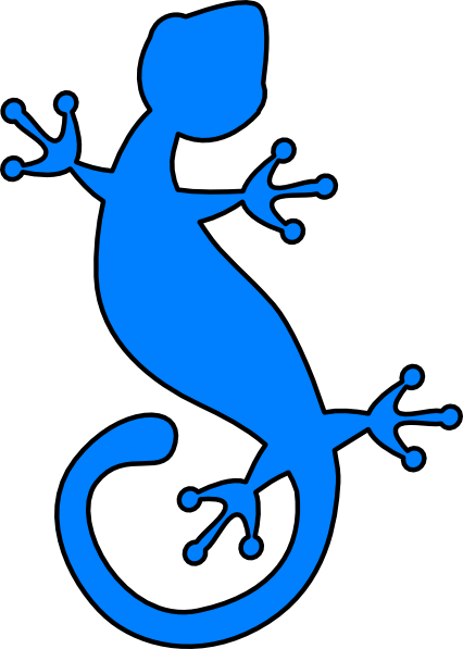 Gecko Clipart - Cliparts.co