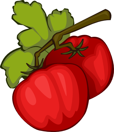 Tomatoes - Large | Clipart Panda - Free Clipart Images