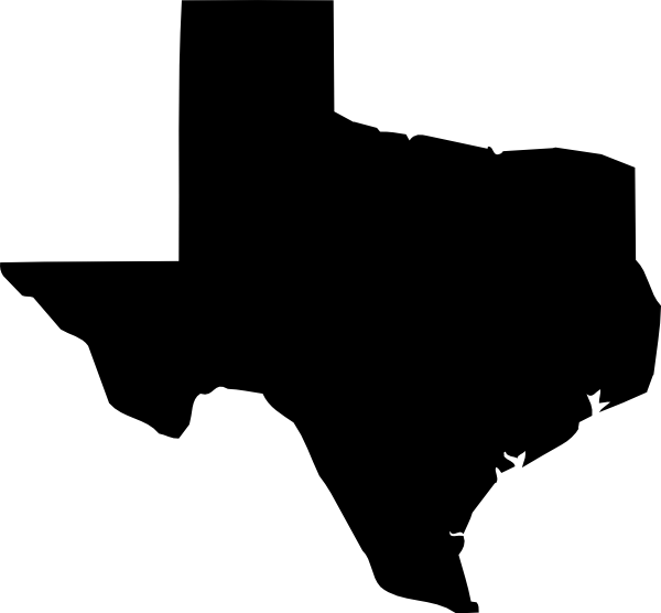 Texas Outline Clip Art - Cliparts.co