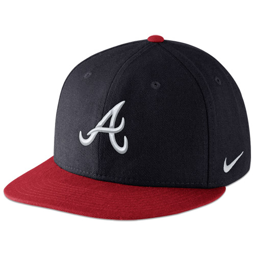 Atlanta Braves True Logo Snapback Adjustable Cap By Nike MLBcom ...