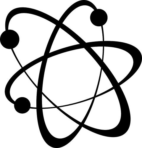 clipart atom - photo #32
