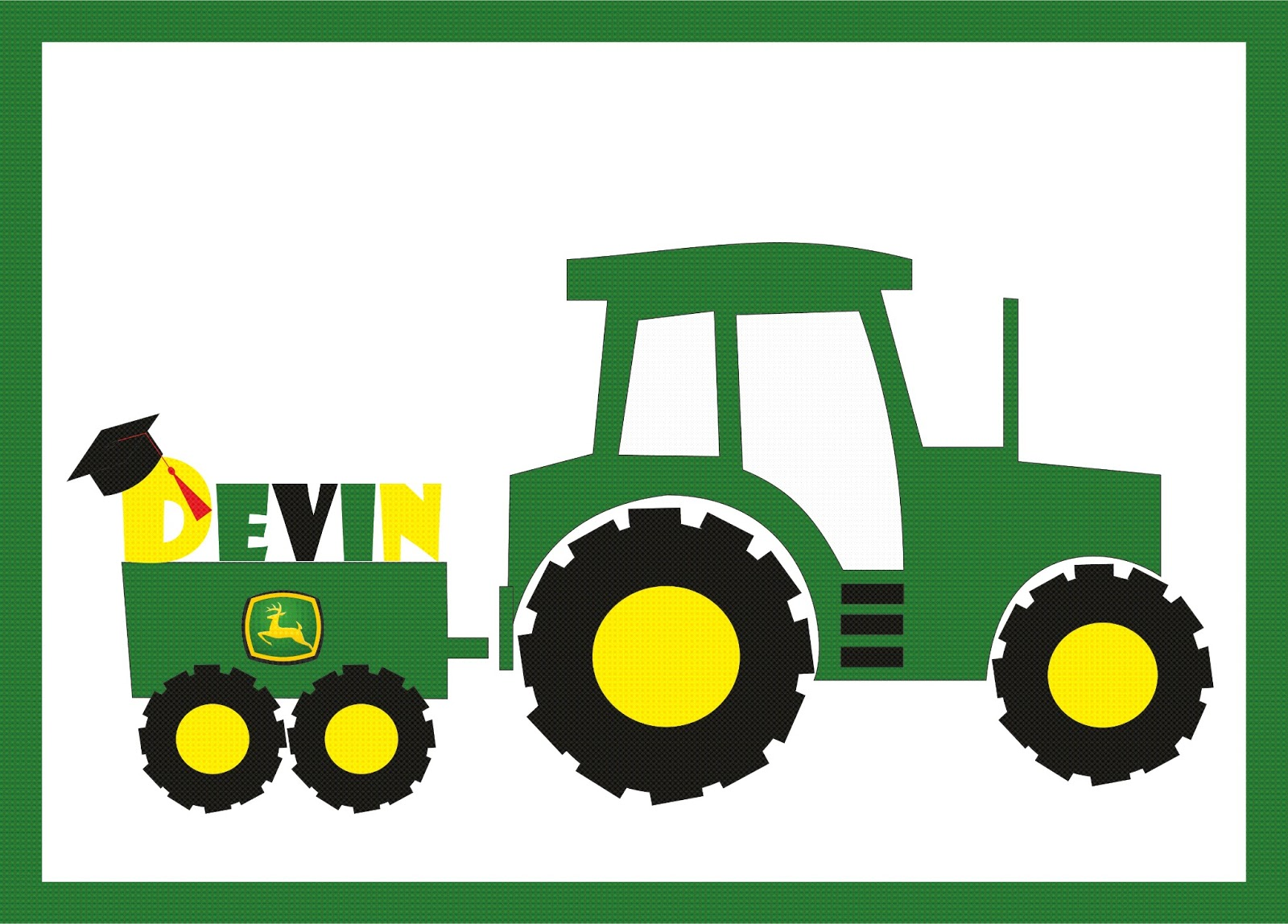 tractor trailer clip art cliparts co john deere clip art free john deere clip art free