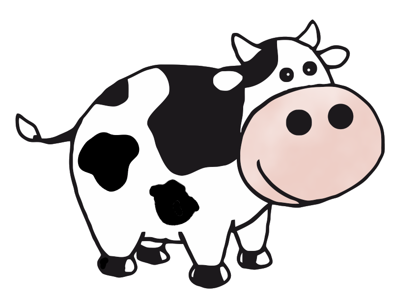 clipart cow pictures - photo #26