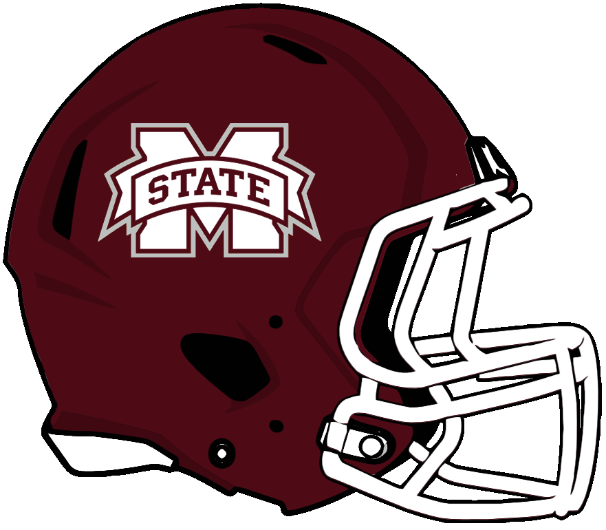 edd674f4169 Mississippi St. Football Uniform Tracker: MSU Uniform History to 1986