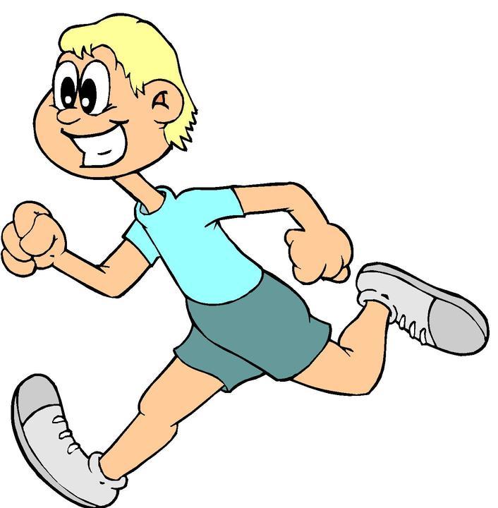 Physical Activity Cartoon | Lol- - Cliparts.co