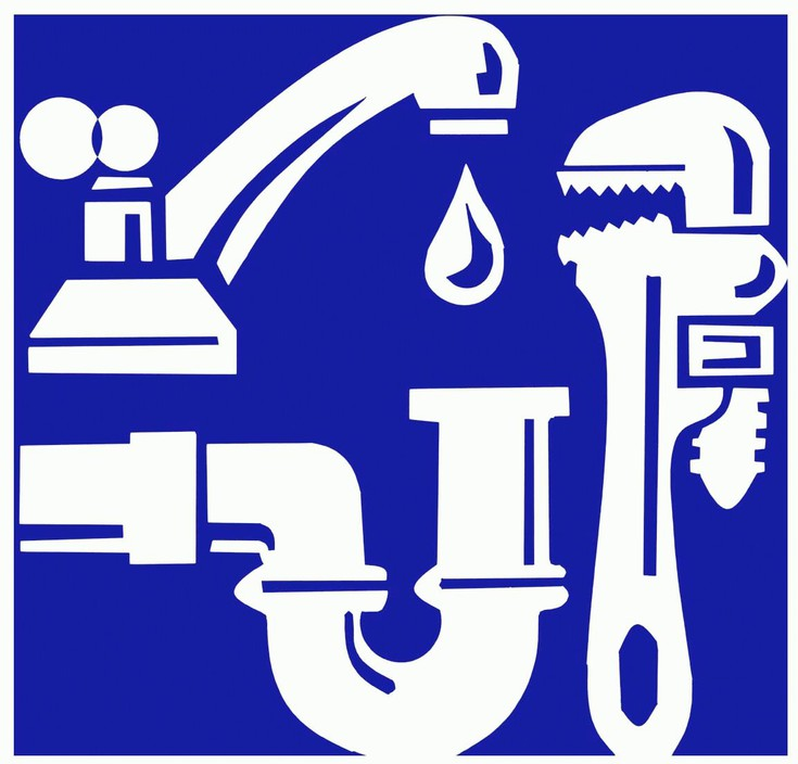 Plumbing And Heating Clipart
