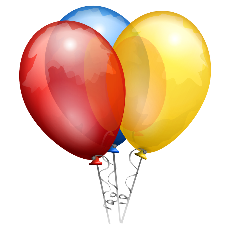 Clipart - Balloons-aj - Cliparts.co