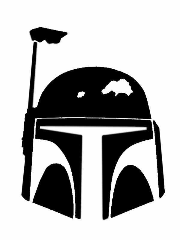 Fett coloring pages free printable star wars coloring pages for kids - Free Star Wars Clip Art Cliparts Co