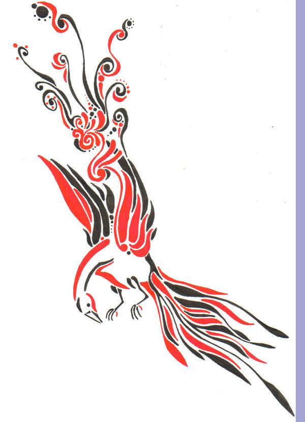 Swirly Heart Tattoo  Clipartsco