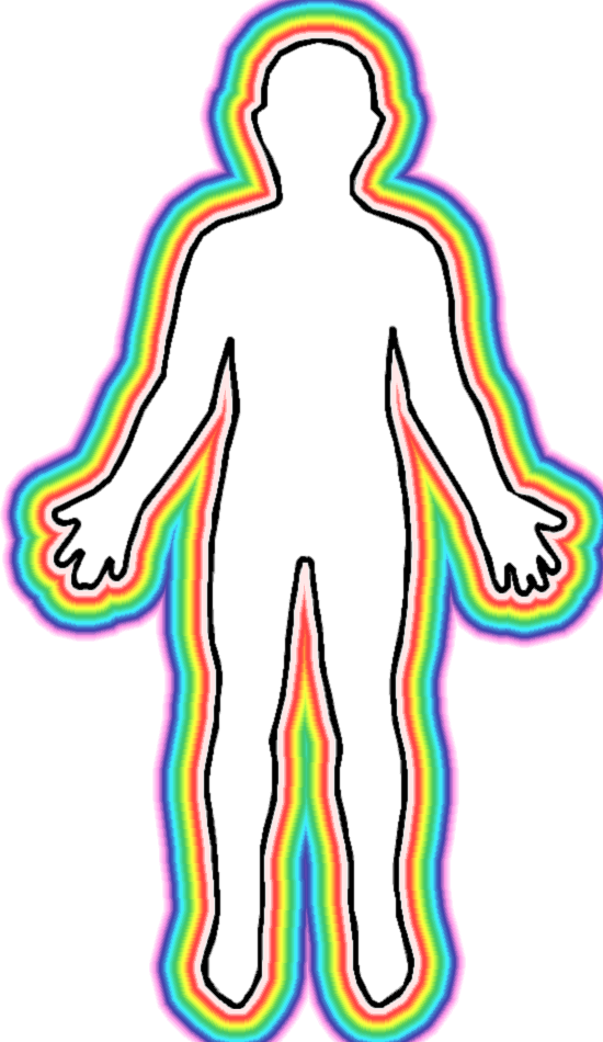 Body Outline Printable